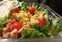 Σαλάτες.