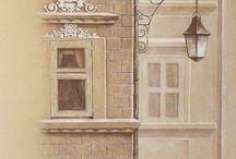Входные группы/окна/балконы