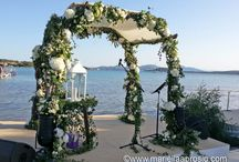 WEDDING CHUPPAS & ARCHES / WEDDING CHUPPAS & ARCHES