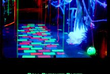 Glow in the Dark Dance Ideas