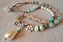 Gemstone Jewelry / We have a stone Trunk Show about every other month. Here's a little something to inspire you!