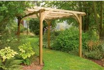 Garden Plans and Outdoor Spaces / fire pits, outdoor seating, twinkle lights, gazebos and awnings. Lamps, coloured chairs, candles and outdoor rugs or blankets.