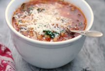Soups & Stews / by Eve Fox :: The Garden of Eating