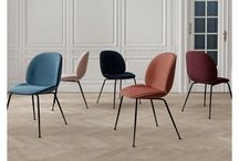 Beetle Dining Chair, Gubi