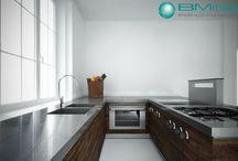 Cucina domestica / Cucina domestica. Mosca