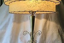 Mid century lamp / by Kathy Murray