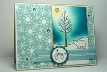 SU- White Christmas / by Sue Cartwright