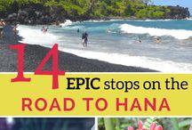 Hawaii, Maui trip