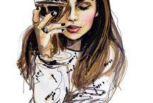 Beautiful sketch , paintings n drawings ♥️