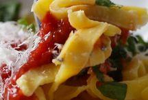 Lavkarbo - Pasta og lasagne