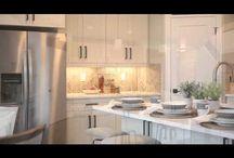 Canyon Hills Model Home - Nora Floorplan