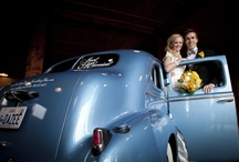 Wedding Transportation / wedding transportation, wedding car, wedding get away car, vintage car rental,