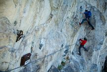 Klettersteige im Pitztal / Pitztaler Berge: Klettersteigen in Arzl im Pitztal und am Gletscherpark Klettersteig