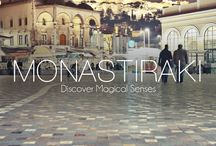 MONASTIRAKI / Monastiraki - Special Place, discover magical senses, discover Athens, Greece! Check out more options & Book Now online http://goo.gl/qKmfJk   info@besttravel.gr