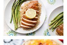 Low fat meals