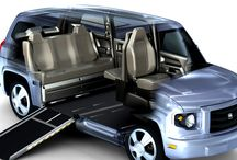 Accessible Car Equipment/Information