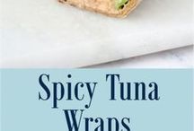 wraps tortilla