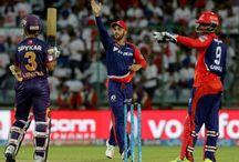 Rising Pune Supergiants v Delhi Daredevils Live score : RPS v DD