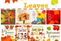 Book Lists for Pre-K and Grade School / Picture books listed by theme, season or holiday. #kidlit / by Thien-Kim Lam