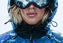 Ski editorial