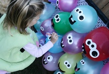 Kid's party ideas / by Cristina Chapman