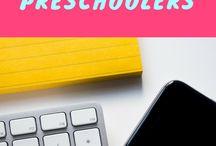 Preschool Science & Tech Activities / Curation of STEM based ideas for Preschoolers