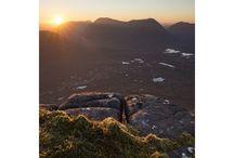 Highlands Écossais / Photographe et biologiste d'Édimbourg, Camillo Berenos a mené des recherches dans le nord de l'Écosse prenant des photos des magnifiques paysages de cette région pittoresque.
