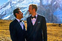 Same Sex - Wedding in Nepal / It is about the same-sex wedding in Nepal. Apex the Asia Holidays has organized the trip to Everest Base Camp with Gokyo Valley and Amadablam Base Camp. #gay_wedding #Same_Sex_wedding #wedding_in_Nepal