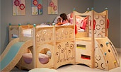 kid beds / by Monica Rocha-Eddleman