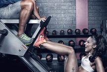 Фитнес фотосет