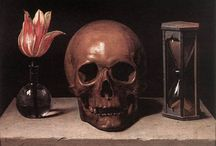 Momento Mori / On a long enough time line, the survival rate for everyone drops to zero.