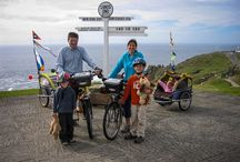 Lands End to John O Groats / by The Family Adventure Project