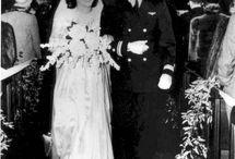 Donna reed and husband tony owen in 1945 she married producer tony