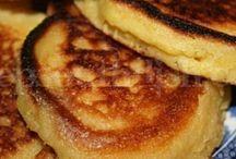 corn bread pancakes
