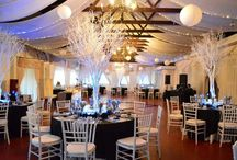 Wedding Receptions At Casablanca Manor Venue The Reception Overlooks Dam