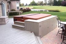 Spa, Decks, Shwr, Garden