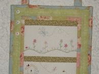 Wall Quilts / Quilts to hang on the wall rather than to put on a bed!