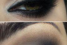 Smokey Eye Looks / Beauty and Makeup