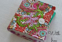 Alfileteros - needle books - sewing accesories
