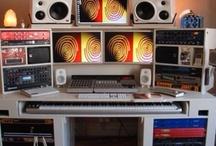 Studio / Studio desks / designs