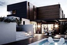 Moderné domy