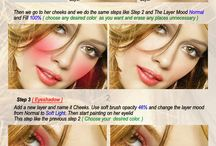 PhotoShop Tutorials / by knapplc