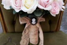 Bridal bouquet / Design by Danielle Design www.danielledesign.it