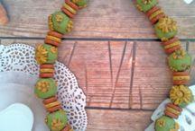Мои работы из полимерной глины (my work of polymer clay)