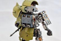 Mechs & Robots