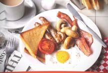 Receta de Desayuno inglés para 4 personas