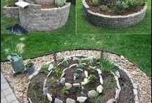 εξοχικό-κήπος