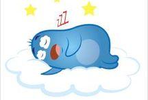 Einschlafen mit CUBANTY / Hallo, ich bin CUBANTY!  Fantasiereisen und Traumreisen für Kinder sind meine Leidenschaft. Wirklich zum Einschlafen ; )