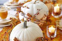 Fall Decorating / by Holly Dobrynski