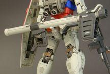 Toys, Plamo, Figures